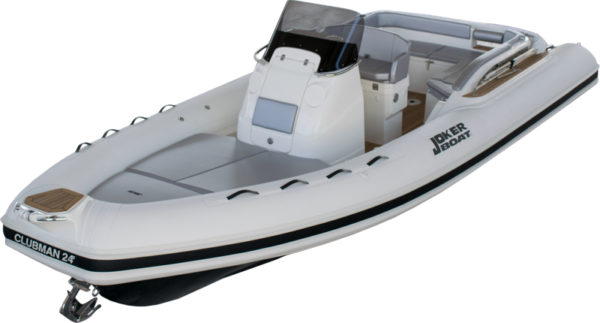 Gommone Joker Boat Clubman 24 Clubamn 24 Scontornato Di Prua