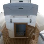 Gommone Joker Boat Clubman 24 Dentor Gavone Cassone Di Poppa C24