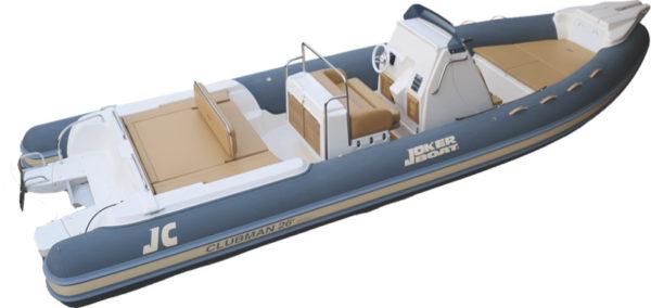 Gommone Joker Boat Clubman 26 Clubman 26 Special