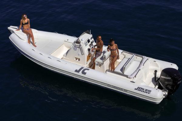 Gommone Joker Boat Clubman 26 Jokerboat Modelli Clubman 26 3
