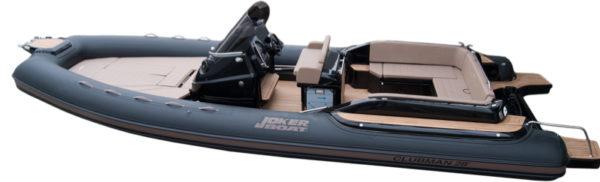Gommone Joker Boat Clubman 28 Clubamn 28 Nero