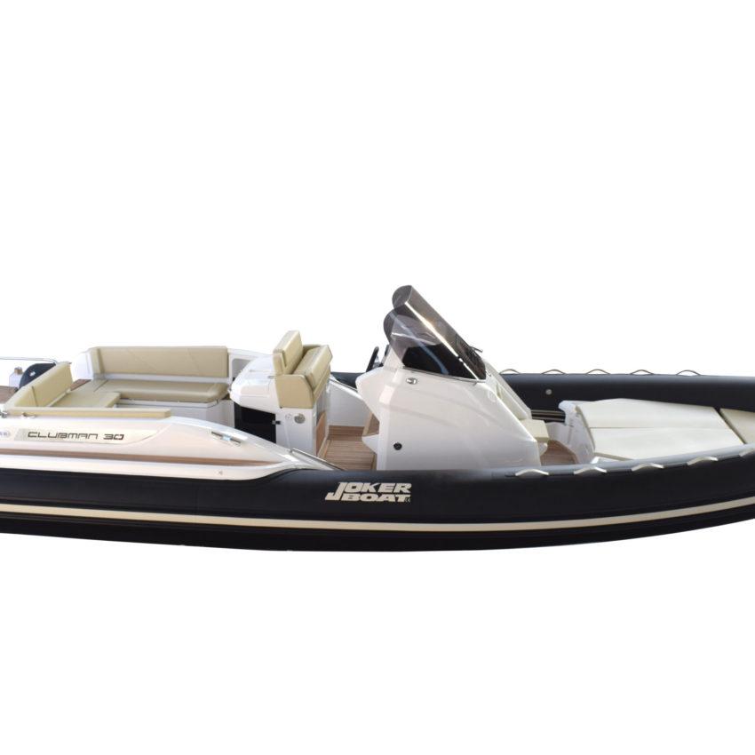 Gommone Joker Boat Clubman 30 Cb30 Fondo Bianco Uai 2880x1920