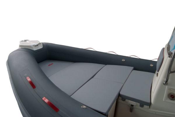 Gommone Joker Boat Coaster 600 C600 Prua Completa