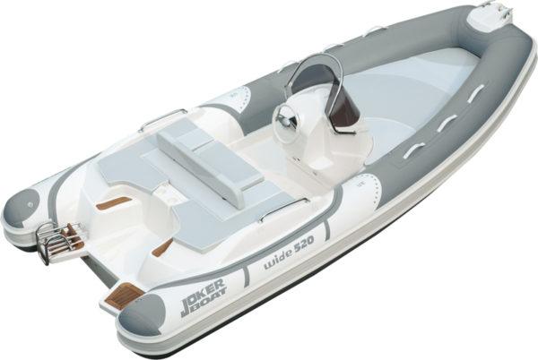 Gommone Joker Boat Wide 520 W520