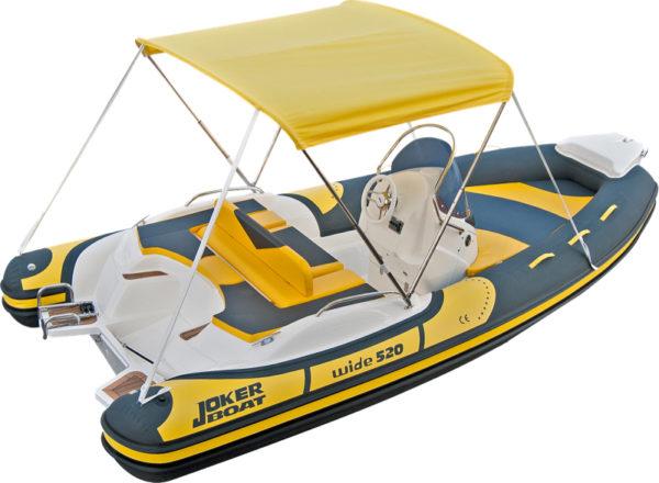 Gommone Joker Boat Wide 520 Wide 520 No Background