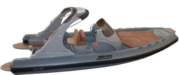 Gommone Joker Boat Wide 750 Wide 750 Alcantara Scontornato