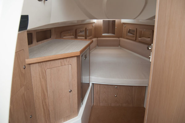 Gommone Joker Boat Wide 950 Cabin W950