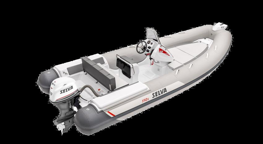Saver Imbarcazioni 570 Sport