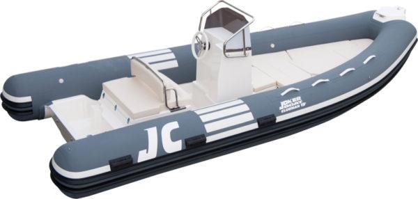 Gommone Joker Boat Clubman 19 Clubman 19 Grigio