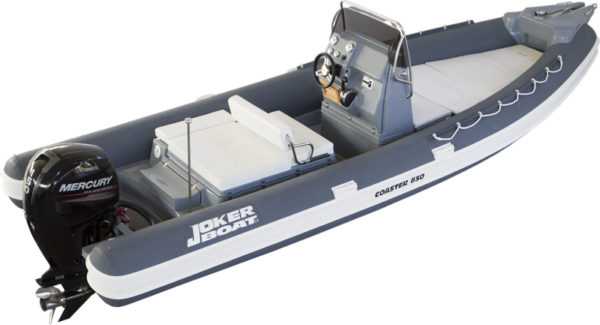 Gommone Joker Boat Coaster 650 Coaster 650 No Background 2