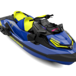Sea My21 Tow Wake Pro 230 Ss Malibu Blue 34frt Hr