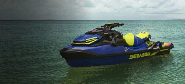 Seadoo Gti Sport Wake Pro 230 Noleggio Vendita Lago Di Garda 5