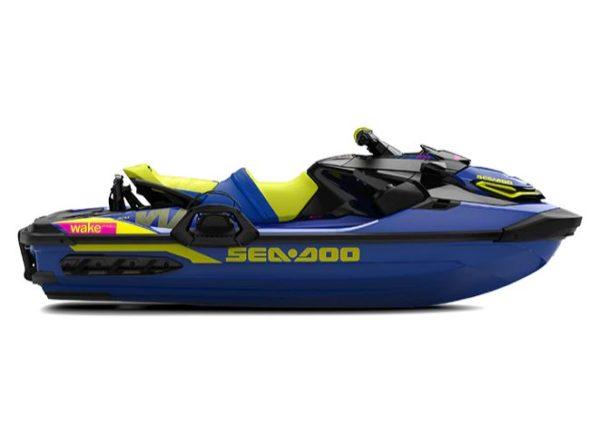 Seadoo Gti Sport Wake Pro 230 Noleggio Vendita Lago Di Garda 7
