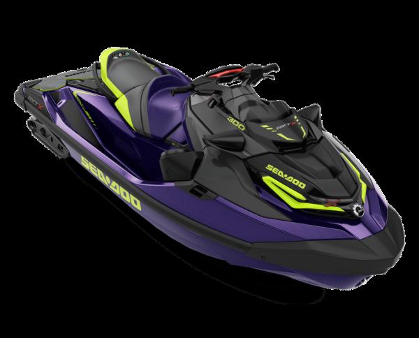 Sea My21 Perf Rxt X 300 Ss Midnight Purple 34frt Hr