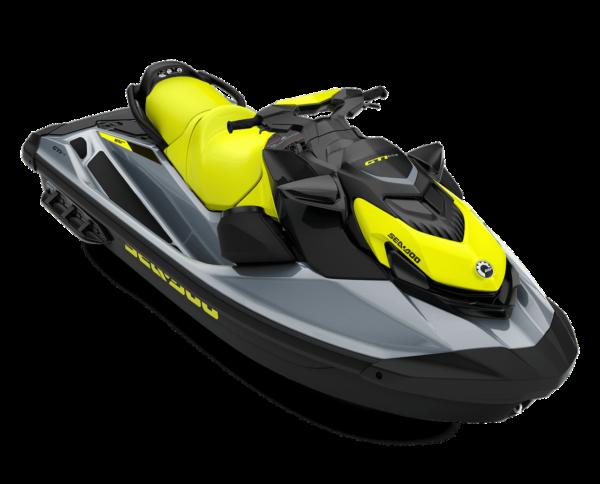 Sea My21 Rec Gti Se 130 Ss Neo Yellow Ice Metal 34frt Hr