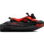 Sea My21 Reclt Spark Trixx 90 2up Ss Lava Red Deep Black Rside Hr
