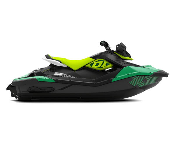 Sea My21 Reclt Spark Trixx 90 2up Ss Manta Green Quetzal Rside Hr