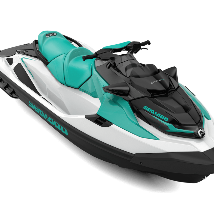 Sea My21 Tour Gtx 130 Rental Ibr White Reef Blue 34frt Hr