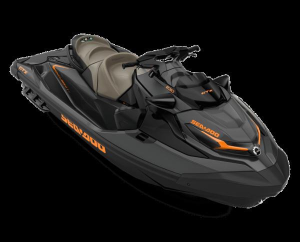 Sea My21 Tour Gtx 230 Ss Eclipse Black Orange Crush 34frt Hr