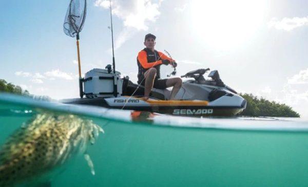 Seadoo Fish Pro Noleggio Vendita Lago Di Garda 10
