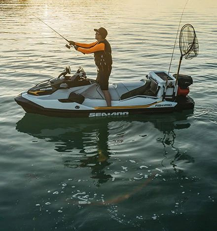 Seadoo Fish Pro Noleggio Vendita Lago Di Garda 8