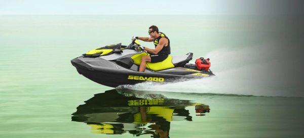 Seadoo Gtr 230 Noleggio Vendita Lago Di Garda 10