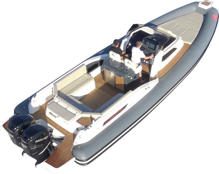 Gommone Joker Boat Clubman 35 Joker Clubman 35