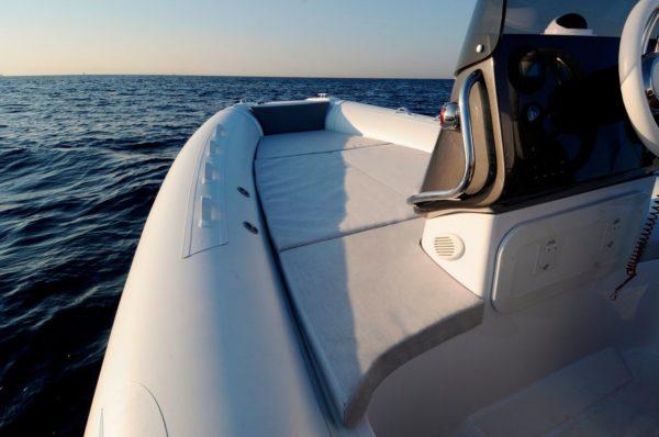 Sunshine Boat 585 585 Prendisole Prua