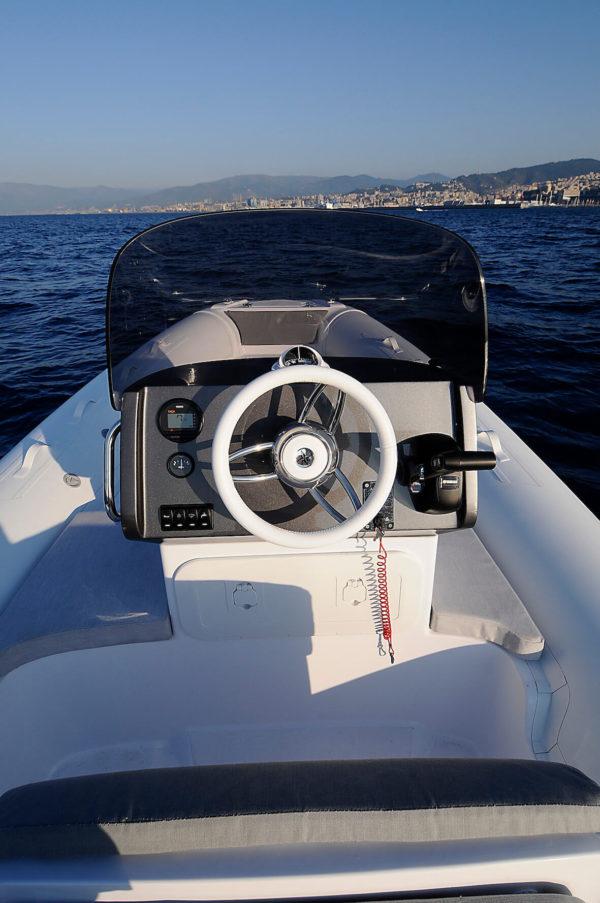 Sunshine Boat 585 Consolle 585