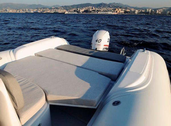 Sunshine Boat 585 Prendisole Poppa 585