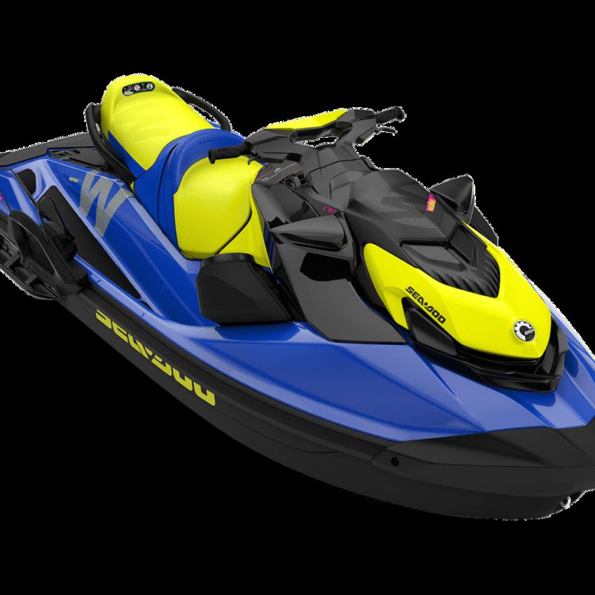 Sea My21 Tow Wake 170 Ss Malibu Blue 34frt Hr