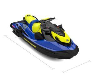 Seadoo Gti Sport Wake 170 Noleggio Vendita Lago Di Garda 1 1