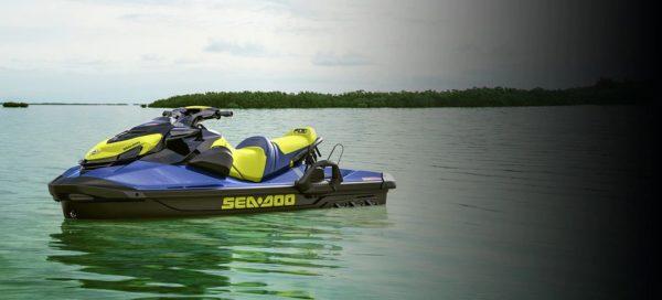 Seadoo Gti Sport Wake 170 Noleggio Vendita Lago Di Garda 6