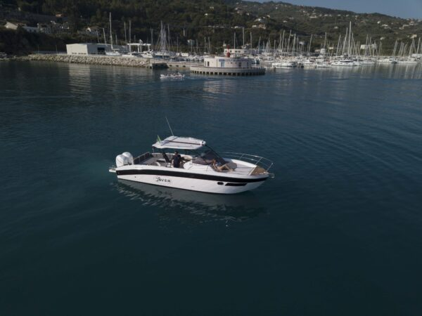 Saver 330 Walkaround Nautic Service Lago Di Garda Dji 0024