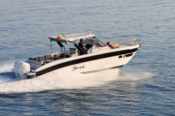 Saver 330 Walkaround Nautic Service Lago Di Garda Dsc 1268