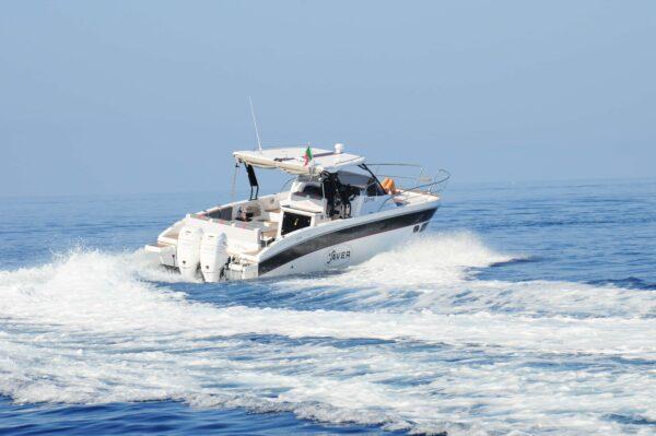 Saver 330 Walkaround Nautic Service Lago Di Garda Dsc 1399