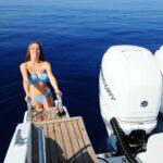 Saver 330 Walkaround Nautic Service Lago Di Garda Scaletta2