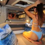 Saver 330 Walkaround Nautic Service Lago Di Garda Specchio Con Francesca2