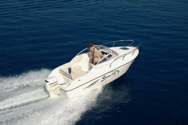 Saver 590 Cabin Nautic Service Lago Di Garda Dsc 0028