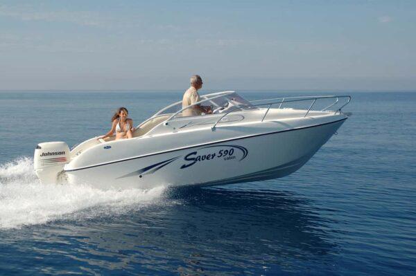 Saver 590 Cabin Nautic Service Lago Di Garda Dsc 0051