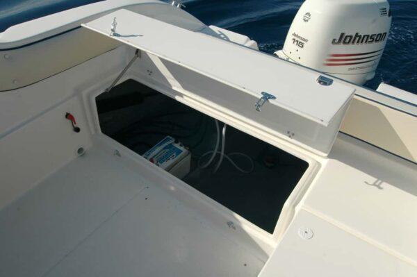 Saver 590 Cabin Nautic Service Lago Di Garda Gavone Poppa
