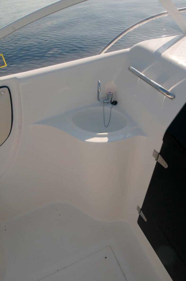 Saver 590 Cabin Nautic Service Lago Di Garda Lavello