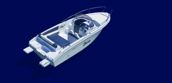 Saver 660 Walkaround Nautic Service Lago Di Garda Barca Scontornata2