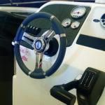 Saver 660 Walkaround Nautic Service Lago Di Garda Console Guida