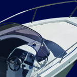 Saver 660 Walkaround Nautic Service Lago Di Garda Prendisole Prua