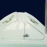 Saver 660 Walkaround Nautic Service Lago Di Garda Prua
