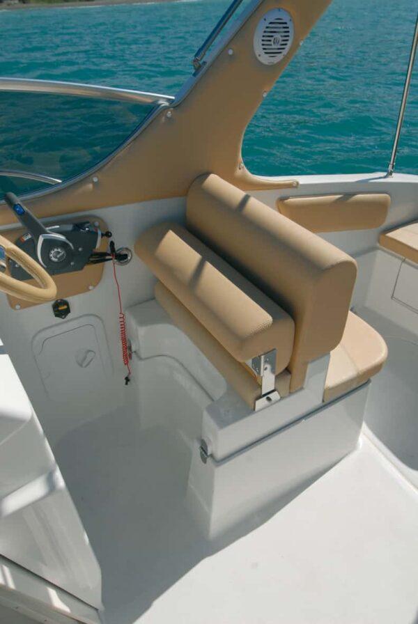 Saver 690 Cabin Sport Nautic Service Lago Di Garda Appoggio Lombare2