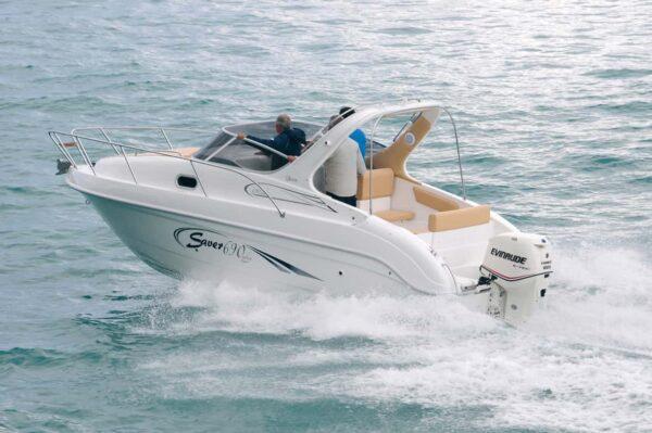 Saver 690 Cabin Sport Nautic Service Lago Di Garda Dsc 2359