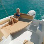 Saver 690 Cabin Sport Nautic Service Lago Di Garda Prendisole Poppa4