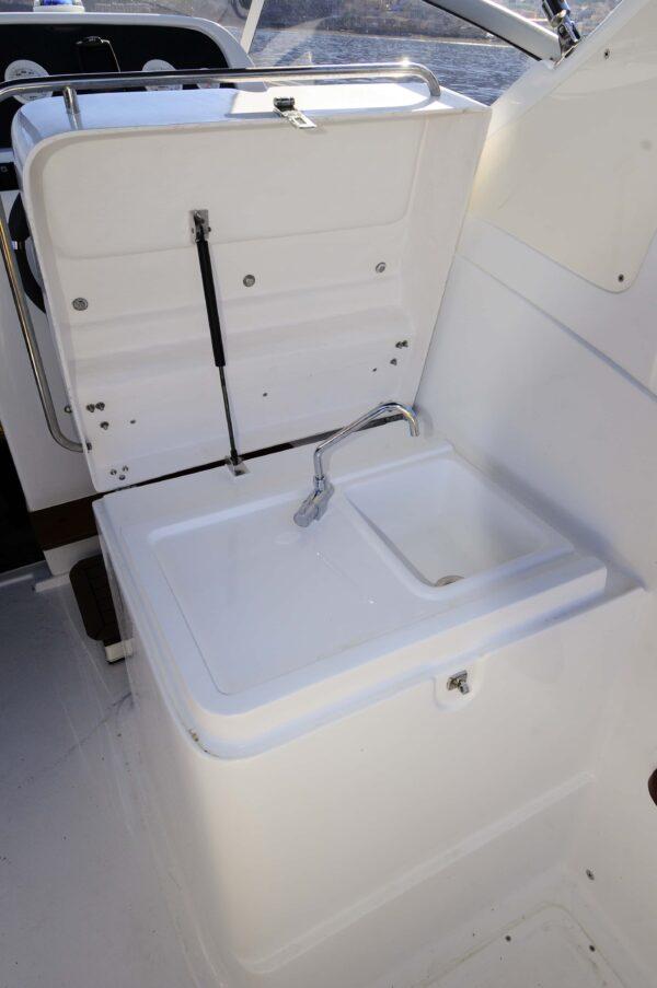 Saver 750 Cabin Sport Nautic Service Lago Di Garda Lavello3